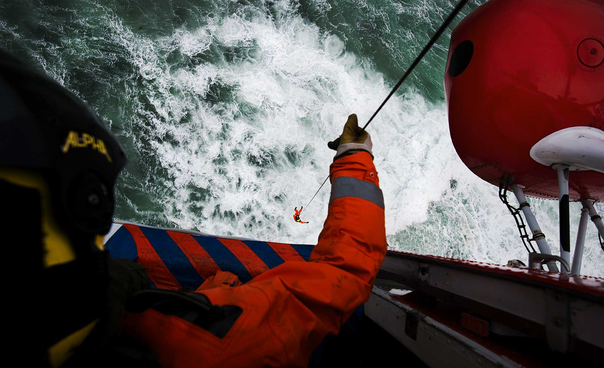 Life on the Line - Irish Coast Guard