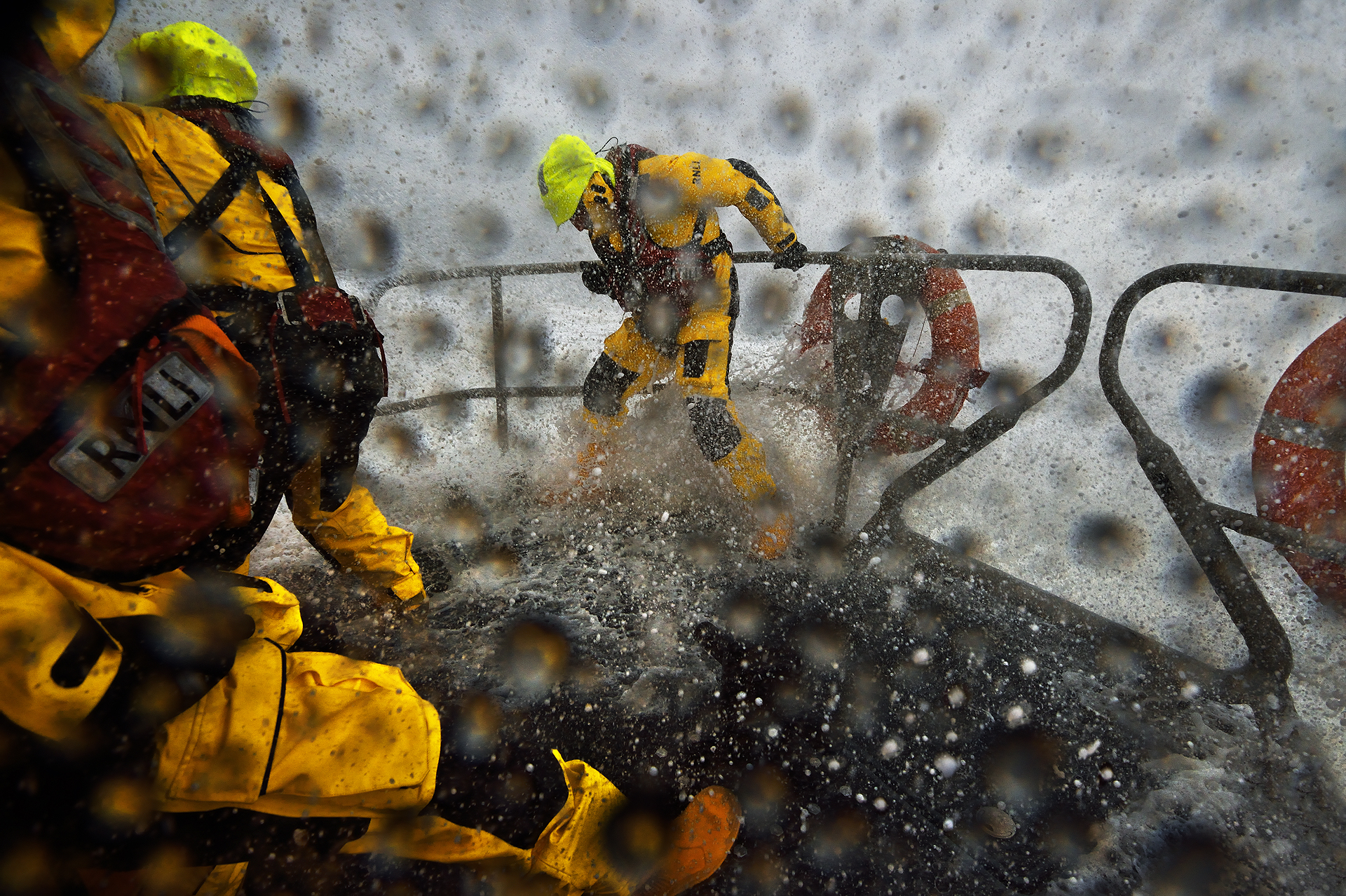 RNLI Courage on our Coasts Helly Hansen