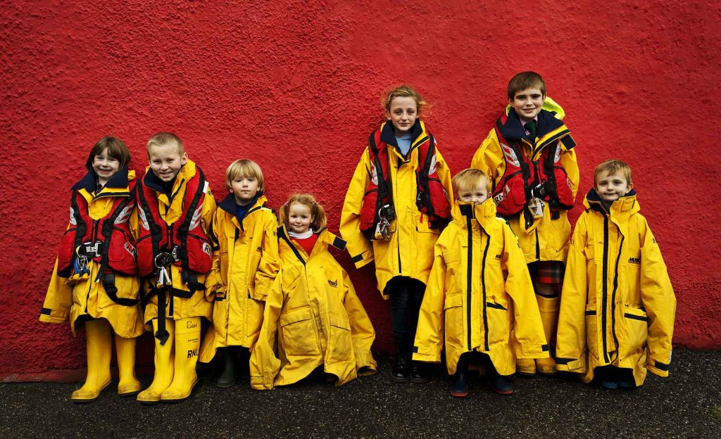 Future Crew Tobermory Lifeboat