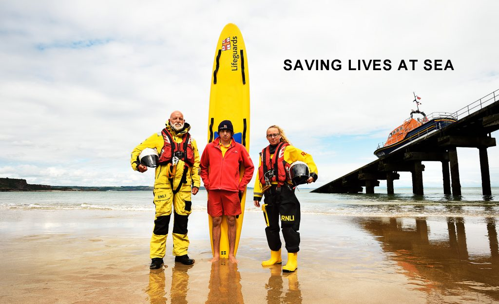 Saving Lives At Sea
