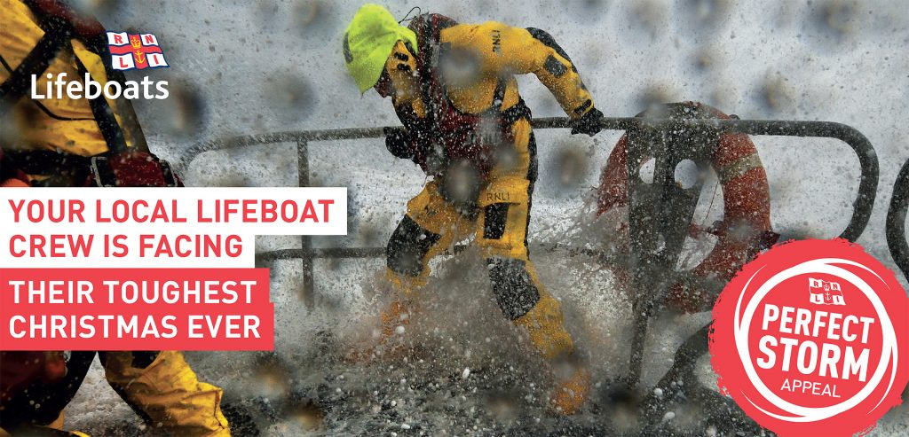 Perfect Storm-RNLI