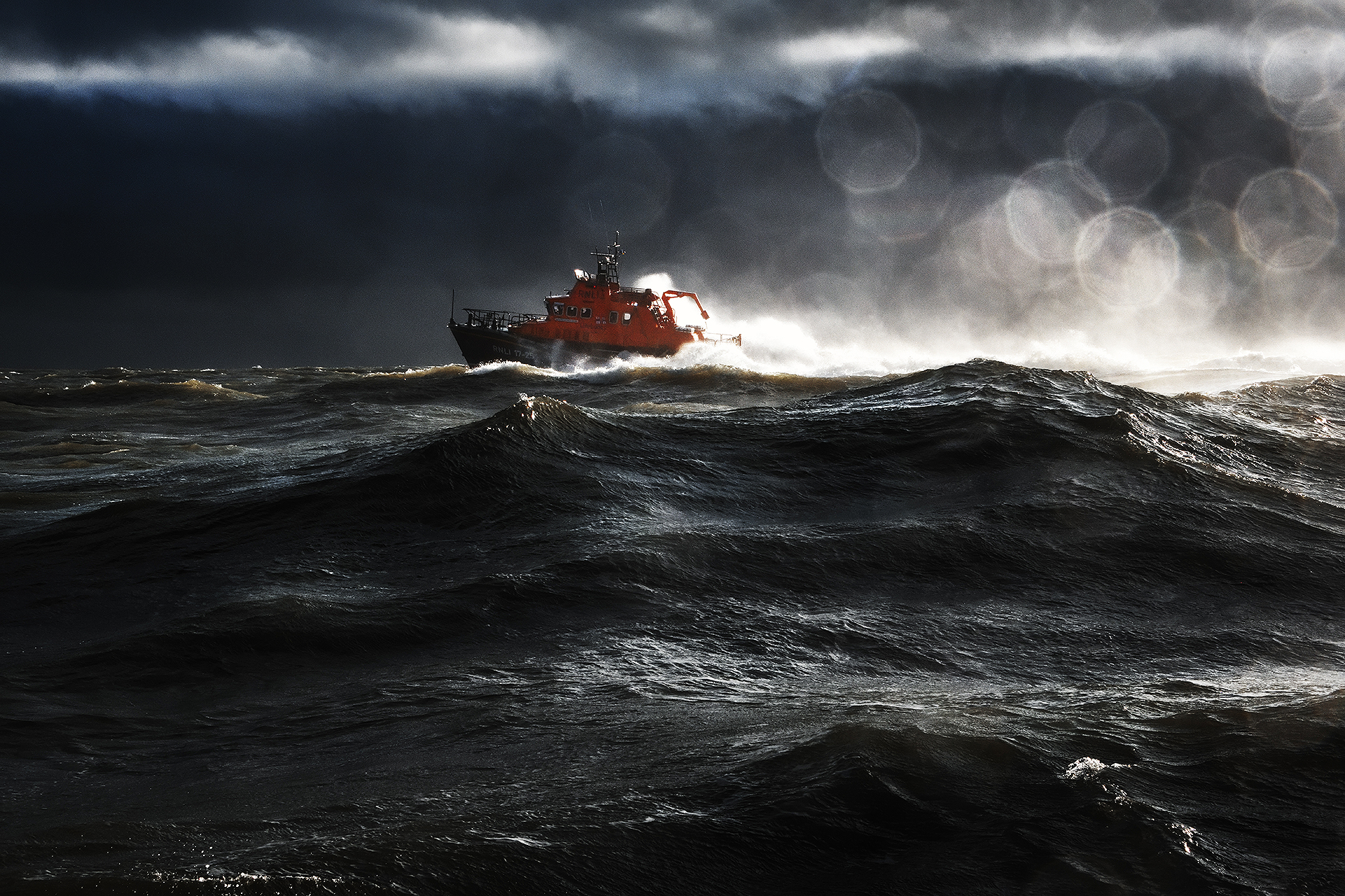 Helly Hansen RNLI Saving Lives At Sea